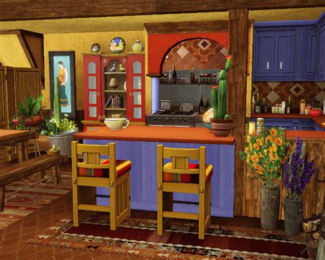 colorful kitchen decor mexican kitchen design ideas peenmedia 2344