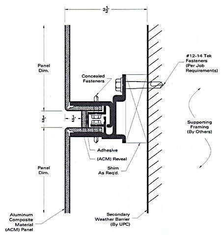 aluminium composite sheets detail smjpg  archi detail pinterest
