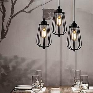 Plafonnier Led Industriel : suspension industrielle 25 luminaires pour illuminer ~ Edinachiropracticcenter.com Idées de Décoration