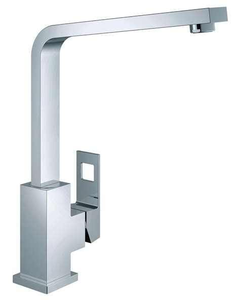 Compact Sinks by Grohe Eurocube 1 2 Inch Kitchen Sink Mixer Tap 31255000