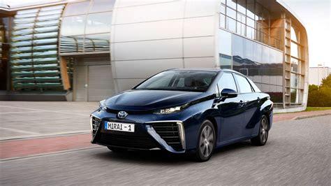 toyota mirai fuel cell toyota motor europe