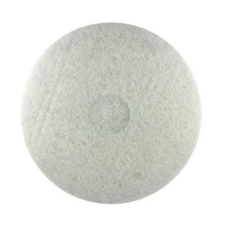diablo 17 in non woven white buffer pad 5 pack