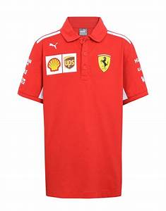 Ferrari Polo Shirt : ferrari scuderia ferrari replica 2018 polo shirt for teens ~ Kayakingforconservation.com Haus und Dekorationen
