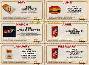Mcdonalds Coupons August 2014