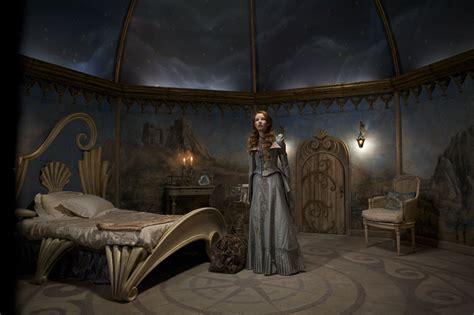 Fairy Tale Bedroom. From The Secret Of Moonacre.