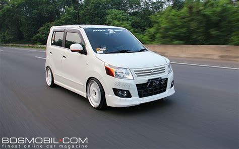 modifikasi karimun wagon simple  nice dealer mobil