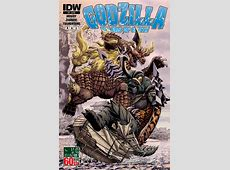 Godzilla Rulers Of Earth #9 Preview Tokunation