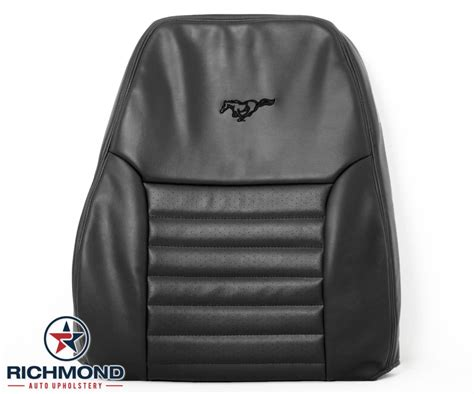Richmond Auto Upholstery by 1999 2004 Ford Mustang Gt V8 Perforated Leather Seat
