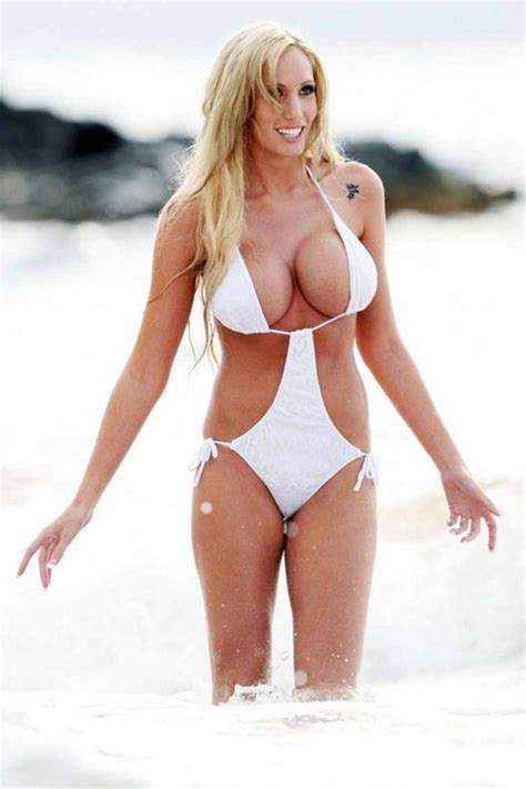 Jenna Jameson And Her Bolted On Tits