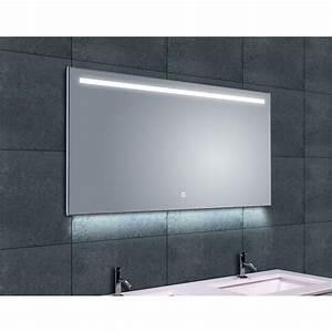 Spiegel 30 X 60 : aqua splash ambi condensvrije spiegel 120 x 60 cm met dimbare led verlichting megadump tiel ~ Bigdaddyawards.com Haus und Dekorationen