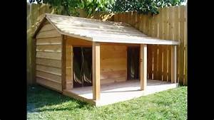 Modern, Creative dog house design plans. Comfort for dogs ...
