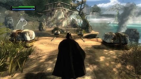 Star Wars The Force Unleashed Screenshots For Xbox 360