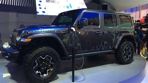 jeep wrangler  plug  uncovered car news