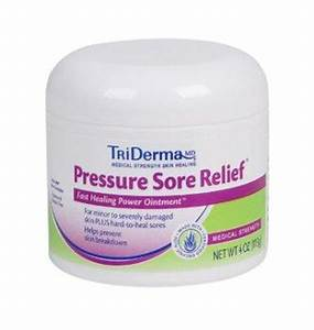 triderma md pressure sore relief bed sore treatment With best treatment for pressure sores