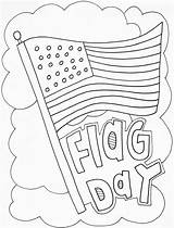 Flag Coloring Pages Congress American sketch template