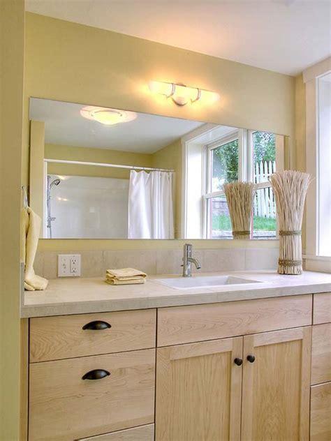 25 Stylish Bathroom Mirror Fittings