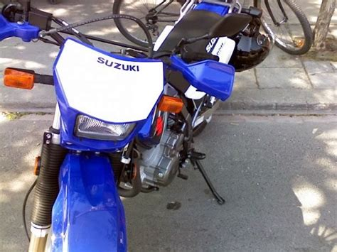 Suzuki Dr 650 Reviews by Suzuki Dr650 Se Review Youmotorcycle