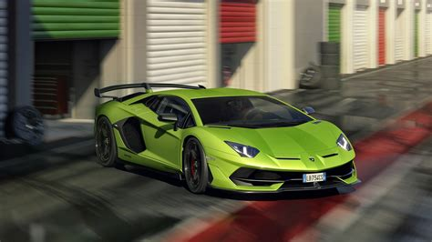 2019 Lamborghini Lamborghini Aventador Svj Wallpaper by 2019 Lamborghini Aventador Svj 4k 5 Wallpaper Hd Car
