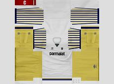 Parma 90 Retro Kit For PES 2016 by salva78 PES Patch