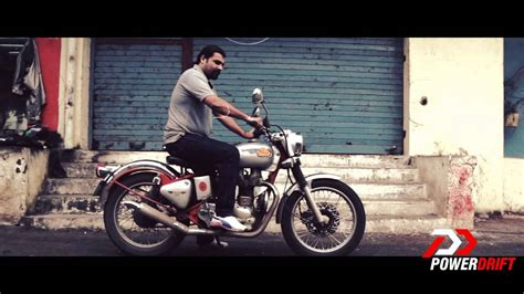 Legend Of 'the Bullet' [royal Enfield]