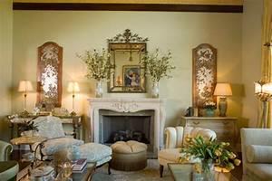French, Inspired, Living, Room