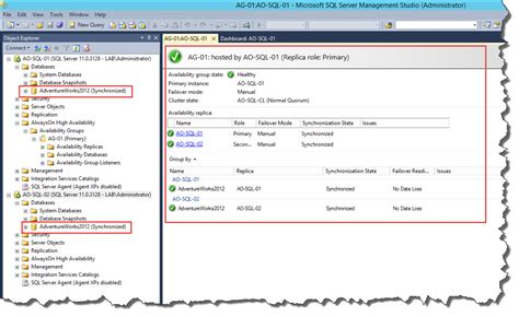 how to setup alwayson availability group on sql server