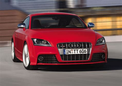 Audi Tts Coupe Roadster Top Speed