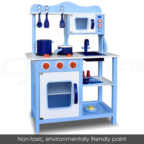 childrens kitchen accessories wooden kitchen pretend play set children cooking 2170