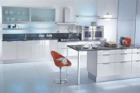 reforma cocina abierta moderna  isla encimera color