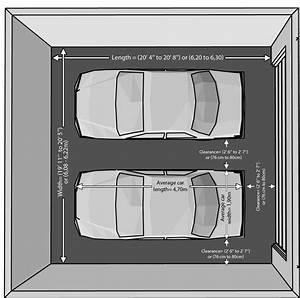7 Best Garage Dimensions Images On Pinterest