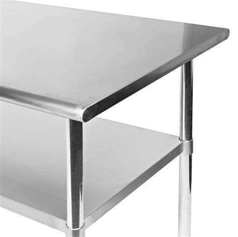 stainless steel food prep table with sink stainless steel kitchen restaurant work food prep table