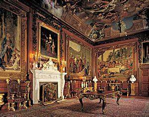 Windsor Castle - the Queen's Presence Chamber | Castle ...