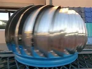 Extracteur D Air Solaire : extracteur d air youtube ~ Dailycaller-alerts.com Idées de Décoration