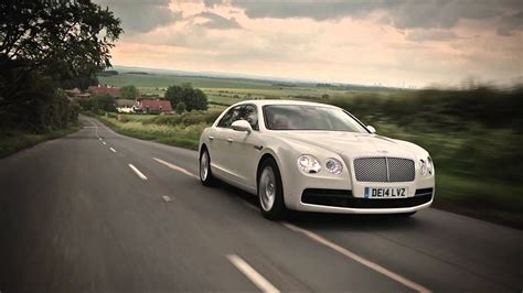 bentley flying spur   drive youtube