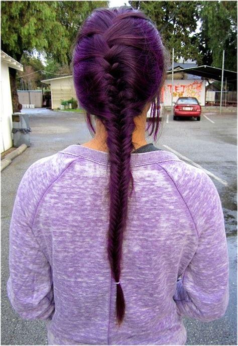 cute braided hairstyles  girls long hair ideas