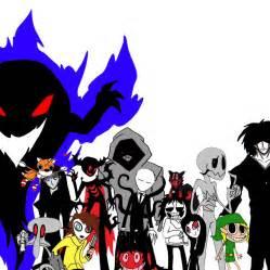 Pokemon Creepypasta Characters