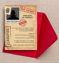 confidential classified top secret novelty spy file