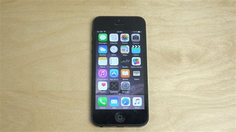 iphone 5 iphone 5 official ios 9 review 4k