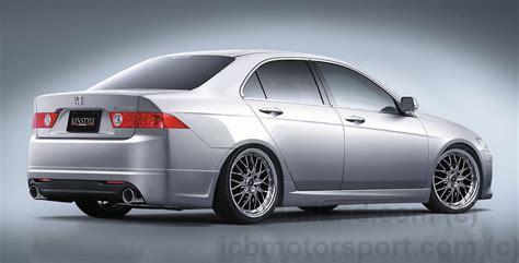 jdm acura tsx image gallery kenstyle tsx jdm