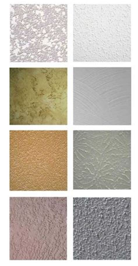 types  wall texture textures drywall