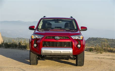 Refreshing Or Revolting 2014 Toyota 4runner
