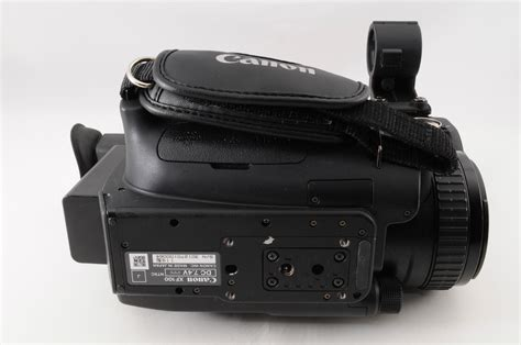 Canon Xf100 by Canon Xf100 Professional Camcorder