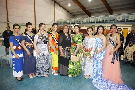 Miss Appraxus 2017 Contestants Wear Puletaha