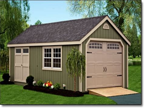 Garage Storage Shed by Garage Storage Sheds Back Yard Sheds Tool Back Yard