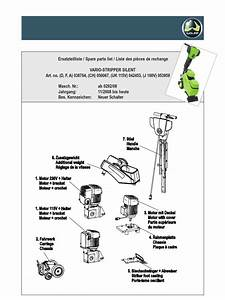 Vario Parts Diagram