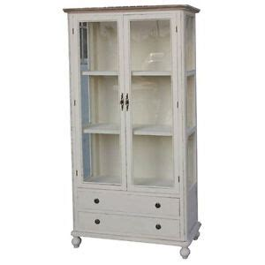 Shabby Chic Bookcases For Sale by Bookcase China Display Cabinet Shabby Chic Vintage