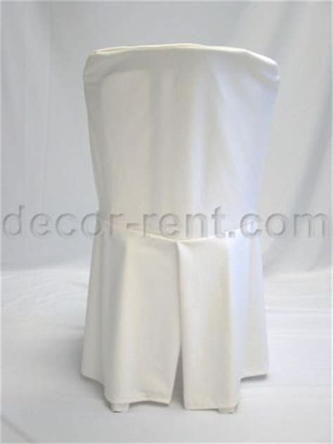 decor rent white bistro chair cover