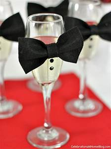 DIY :: Mini Bow Ties to Dress Up the Party - Celebrations
