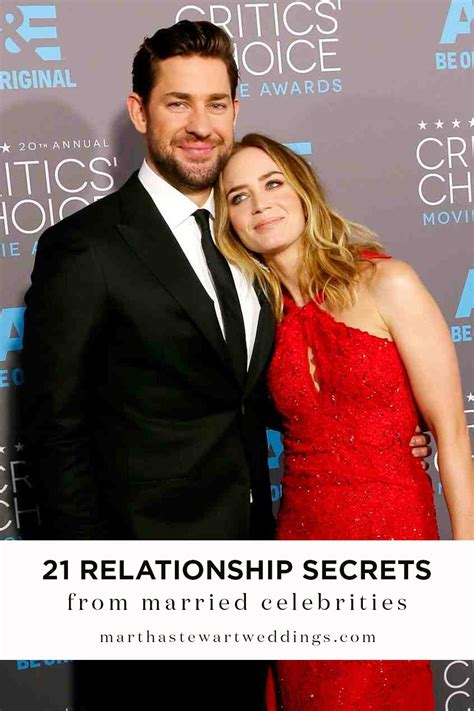 Her net worth is reported to be around $16 million. 39 Relationship Secrets from Married Celebrities | Emily ...