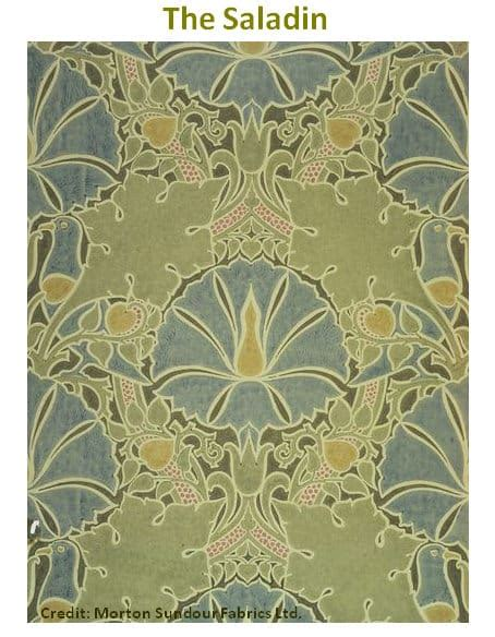 arts  crafts movement tiles country floors